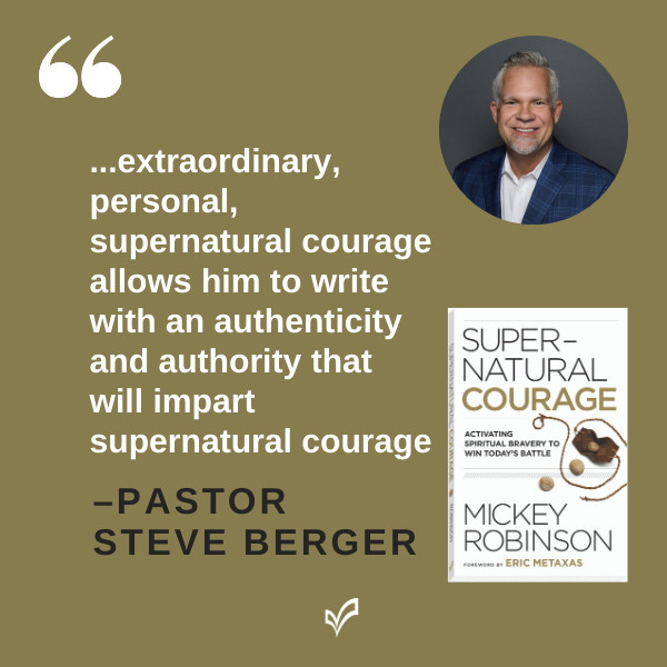 Supernatural Courage Endorsement